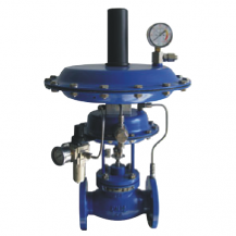 ZZYVP Pilot self-operated pressure regulator
