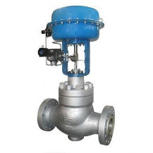 Pneumatic heater emergency drain control valve