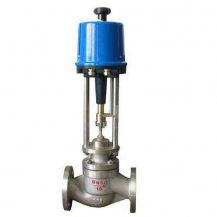 Electric flow control valve