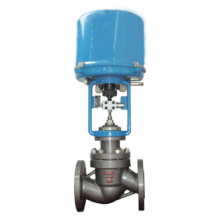 Electronic water flow control valve